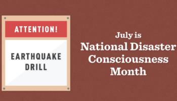 Earthquake Drill 2016