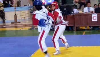 Incoming SHS Tagorda wins Taekwondo Silver in Palaro '18