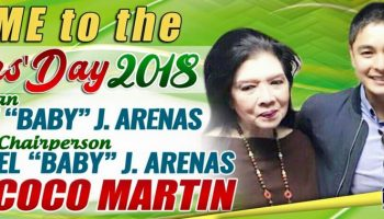 Senator Poe, Coco Martin to grace SCC Educator's Day 2018