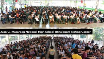 San Carlenian tops 2018 PSP Qualifying Test