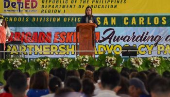 PTA, Barangay Officials star in Partnership Advocacy Party; SDO-SCC recognizes BE Awardees