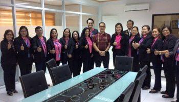 RD Garma visits SDO-SC